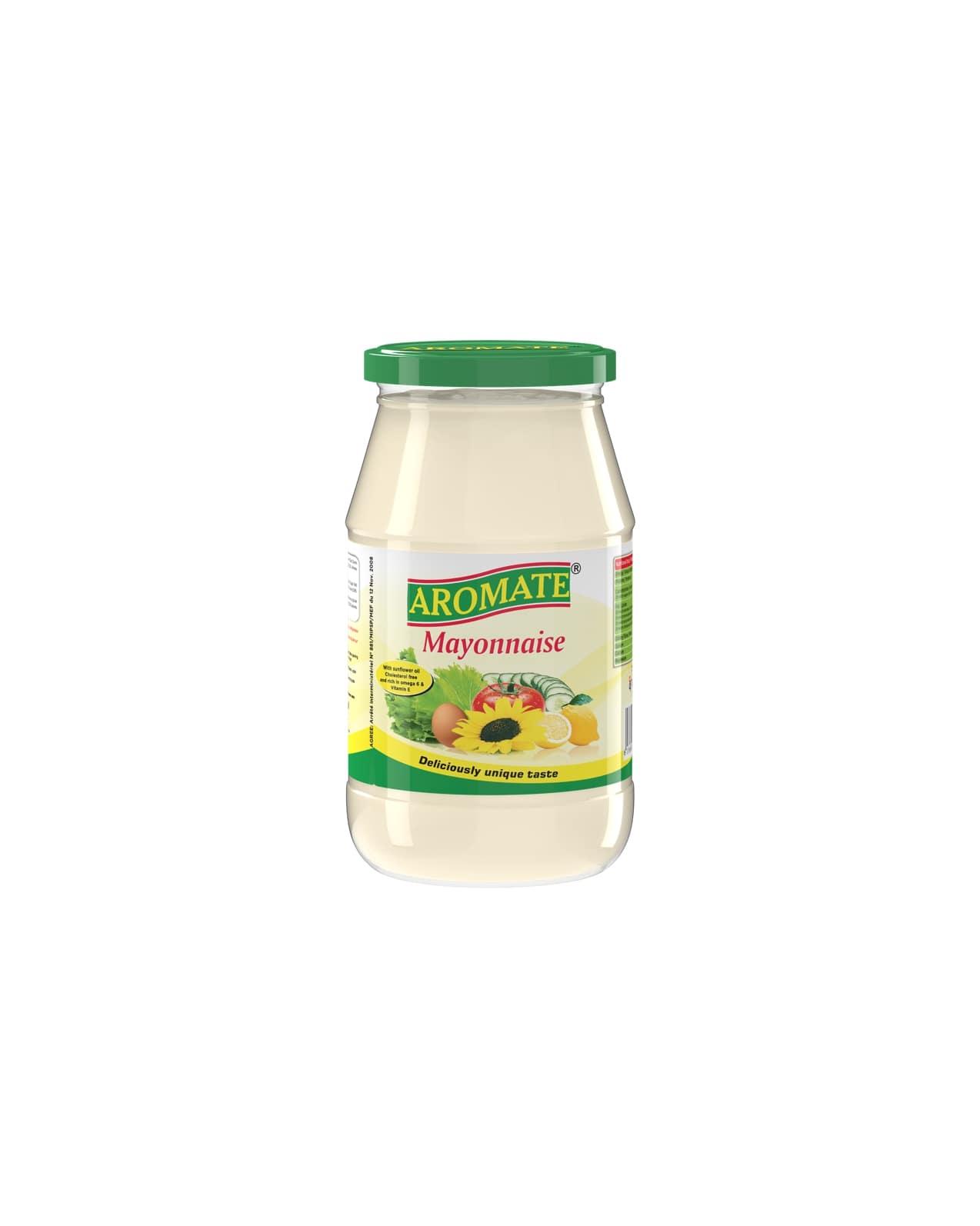 AROMATE_Mayonnaise_ 450ml (1)