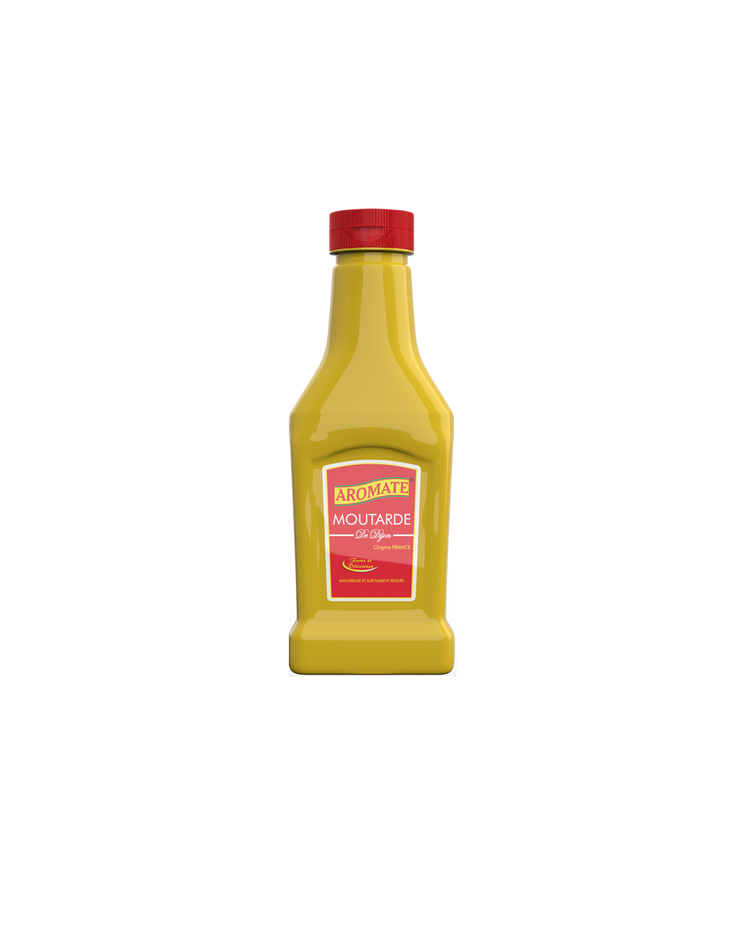 AROMATE_Moutarde 350ml Squeeze