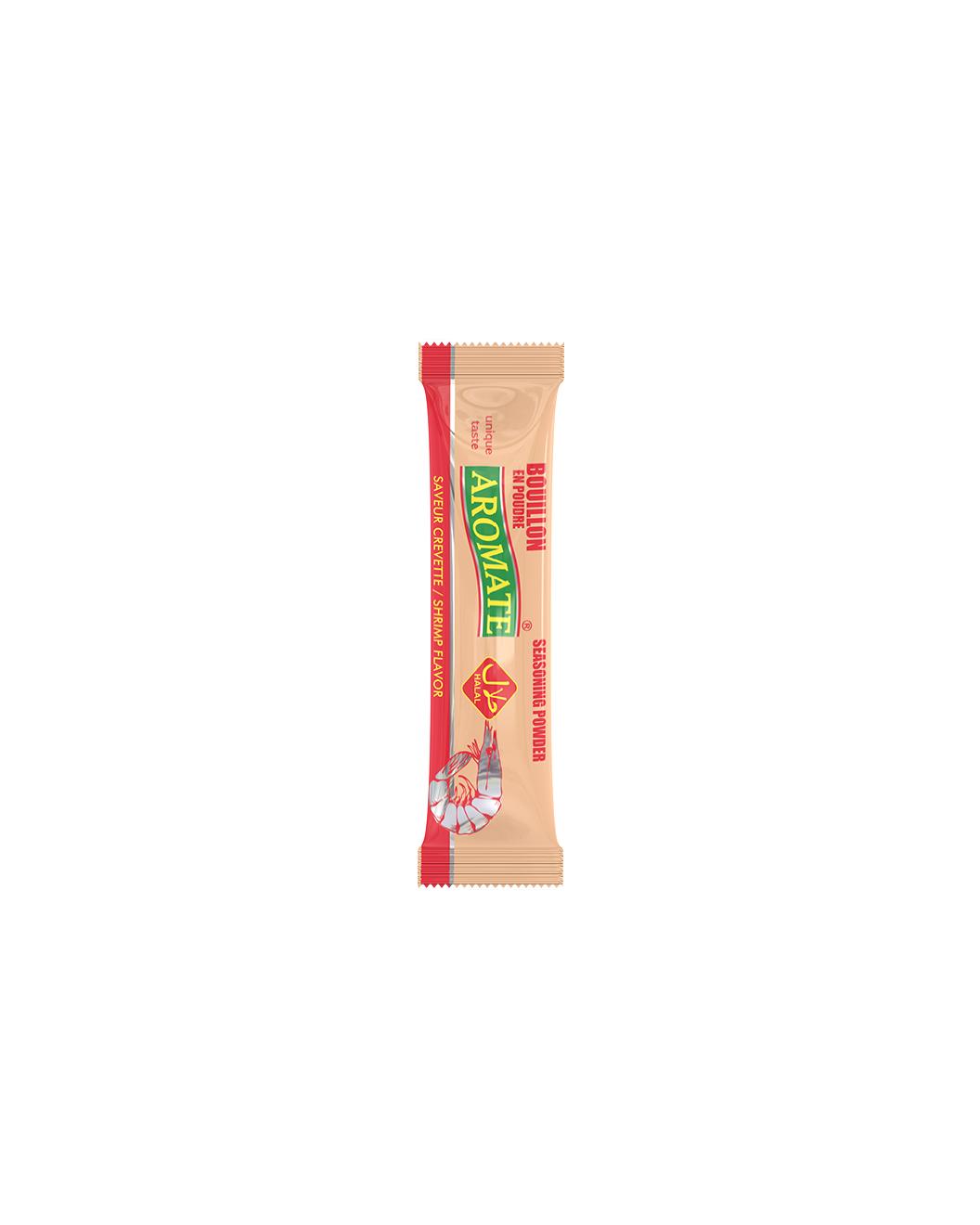 Bouillon AROMATE_Crevette Stick 15g_Siprochim