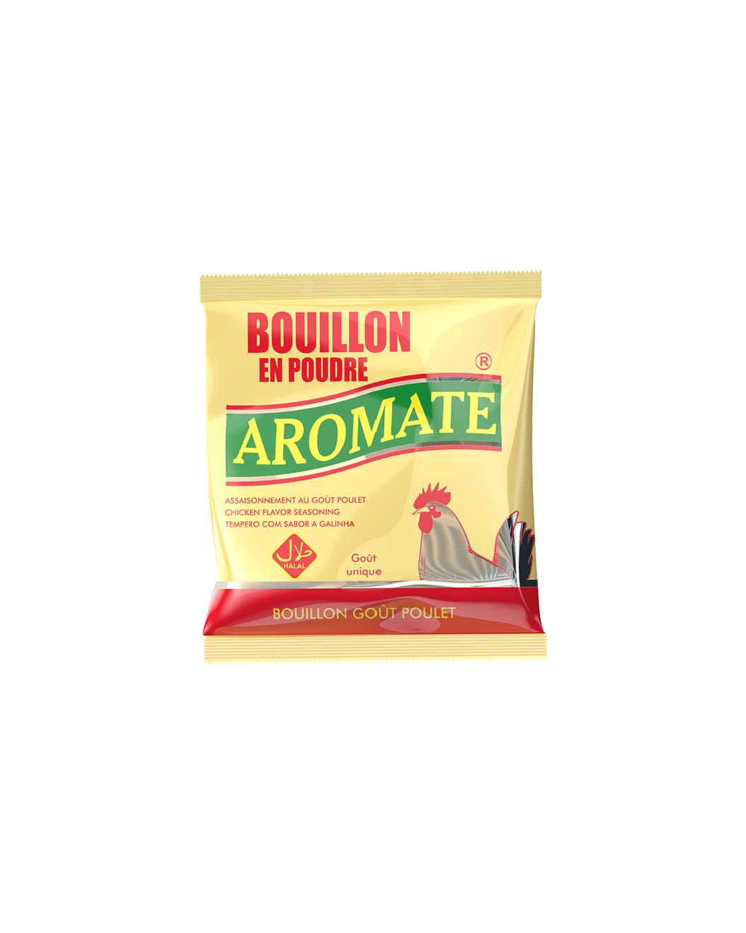 Bouillon AROMATE_Poulet Sachet 75g_Siprochim