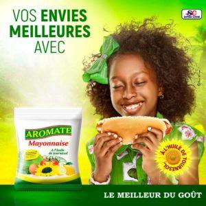 Campagne Aromate mayonnaine - siprochim