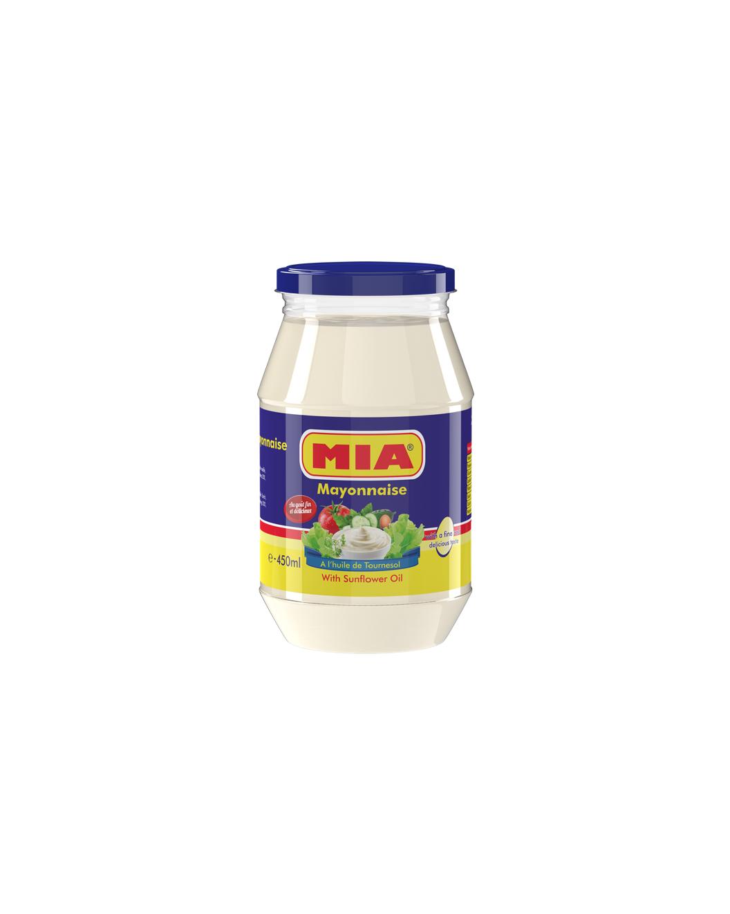 MIA_Mayonnaise-450ml - Siprochim