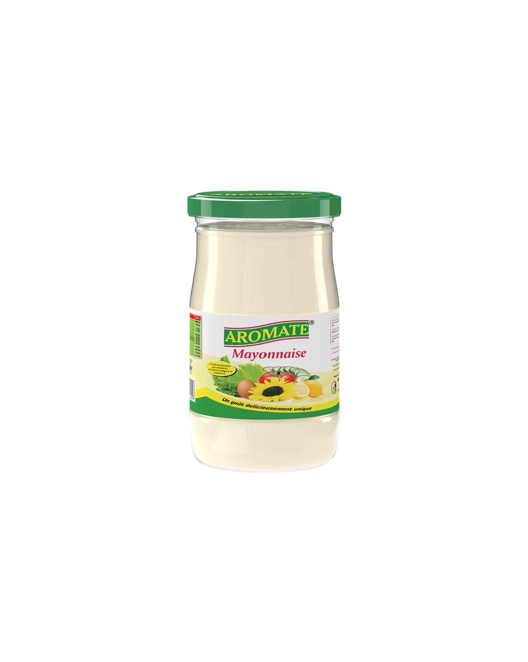 Mayonnaise AROMATE 270ml_Siprochim