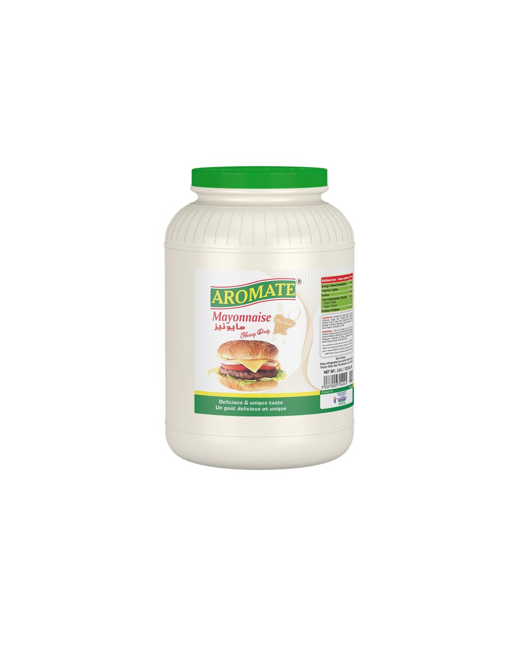 Mayonnaise AROMATE 3.8L_Siprochim
