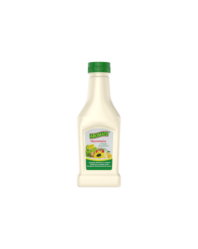 Mayonnaise aromate squeeze - 350ml