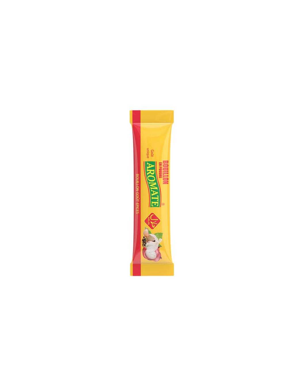 Bouillon AROMATE Epices_Stick 15g_Siprochim