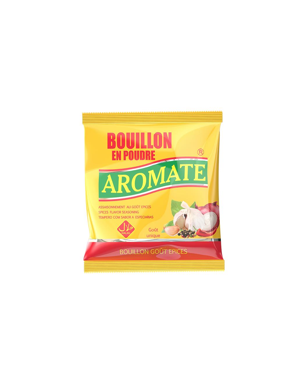 Bouillon AROMATE_Epices Sachet 75g_Siprochim