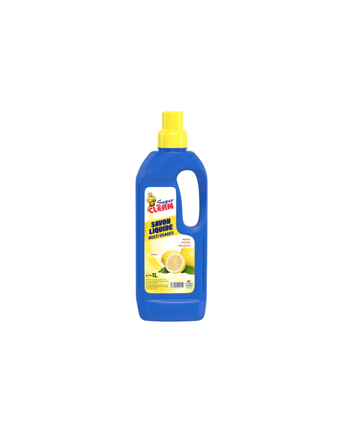 savon liquide super clean 1l_Siprochim