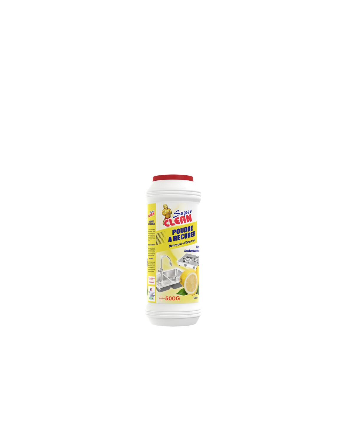 Poudre à Récurer Super Clean 500g_Siprochim