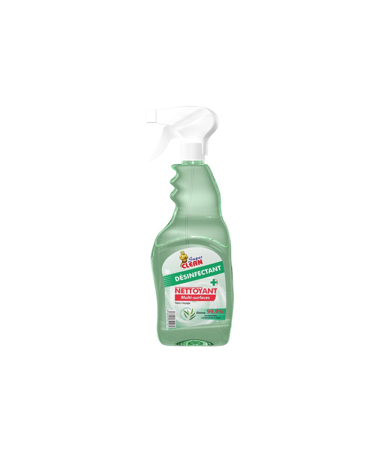 SUPER CLEAN_DESINFECTANT 800ml_Siprochim